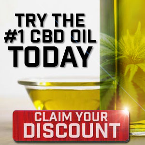 Try The #1 CBD Oil Product